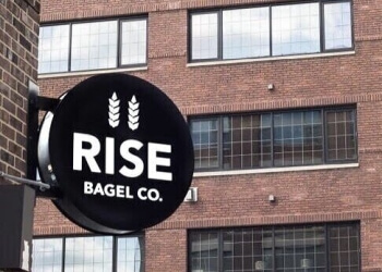 Minneapolis bagel shop Rise Bagel Co.