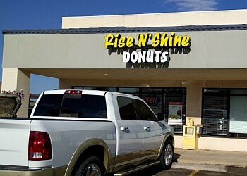 Lubbock donut shop Rise N Shine Donuts