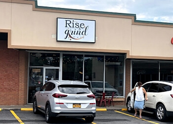 Syracuse cafe Rise and Grind Cafe