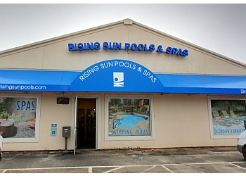 Raleigh pool service Rising Sun Pools & Spas