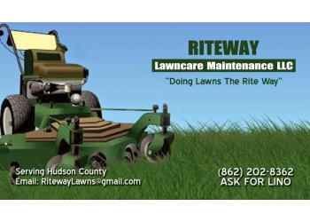 Jersey City lawn care service Riteway Lawncare Maintenance LLC