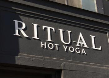 San Francisco yoga studio Ritual Hot Yoga