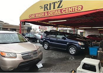 Philadelphia auto detailing service Ritz Car Wash, Lube & Detailing Center