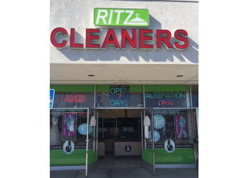 Anaheim dry cleaner Ritz Cleaners