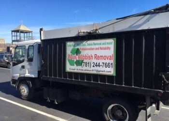 Boston junk removal Rivas Rubbish Removal