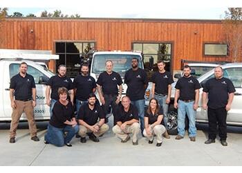 Columbus garage door repair River City Door company