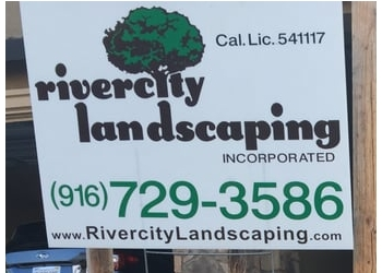 Roseville landscaping company River City Landscaping, Inc.