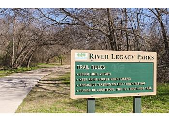 Arlington public park River Legacy Park