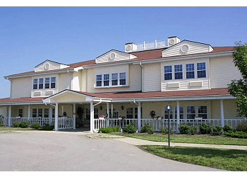 Evansville assisted living facility River Pointe Health Campus