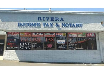 Corona tax service Rivera Income Tax & Notary