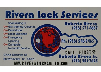 Brownsville locksmith Rivera Lock Services