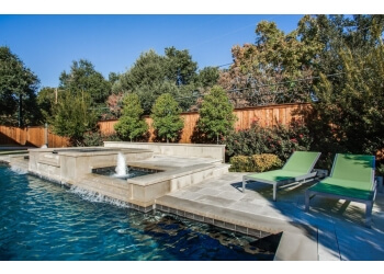 Plano pool service Riverbend Sandler Pools