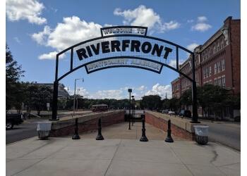 Montgomery public park Riverfront Park