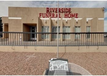 Albuquerque funeral home Riverside Funeral Home
