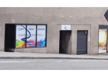 Chicago printing service  Riverside Graphics