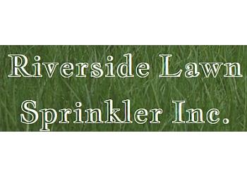 Grand Prairie landscaping company Riverside Irrigation & Landscape, Inc.