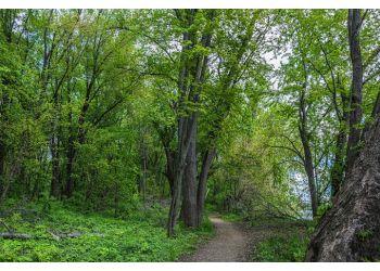 Hartford public park Riverside Park