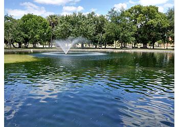 Jacksonville public park Riverside Park