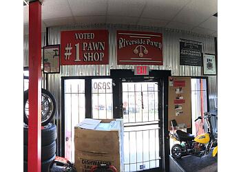 Greensboro pawn shop Riverside Pawn