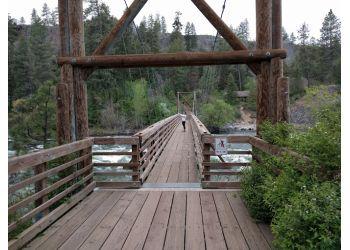 Spokane hiking trail Riverside State Park