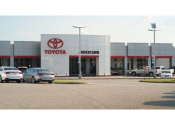 Columbus car dealership Rivertown Toyota