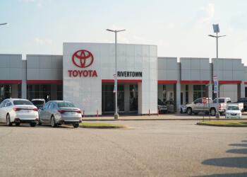 Columbus car dealership RIVERTOWN TOYOTA