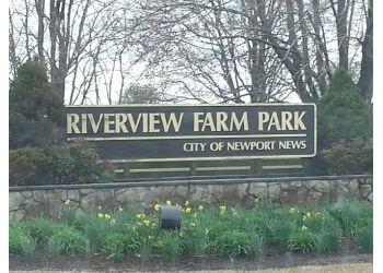 Newport News public park Riverview Farm Park