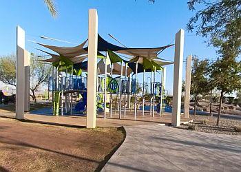 Mesa public park Riverview Park Kids' Playground