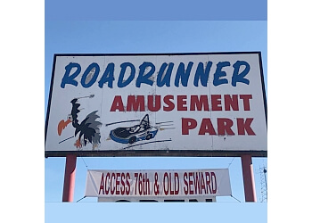 Anchorage amusement park Roadrunner Amusements Inc.