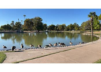 Phoenix public park Roadrunner Park