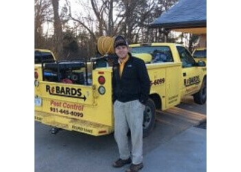 Clarksville pest control company Robards Pest Control