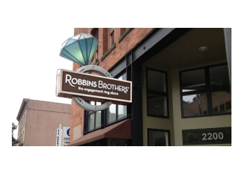 Seattle jewelry Robbins Brothers The Engagement Ring Store