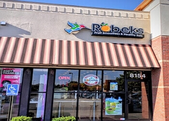 Overland Park juice bar Robeks Fresh Juices & Smoothies