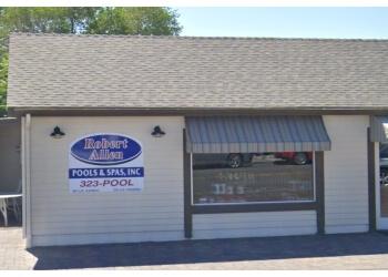 Reno pool service Robert Allen Pools & Spas