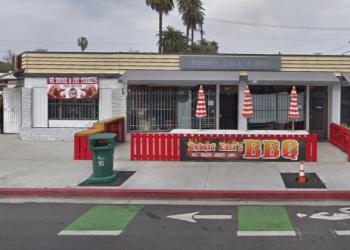 Long Beach barbecue restaurant Robert Earl's BBQ