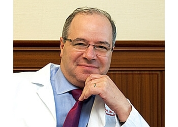 New York oncologist Robert Gelfand, MD