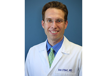 St Louis ent doctor Robert J. O'Bert, MD