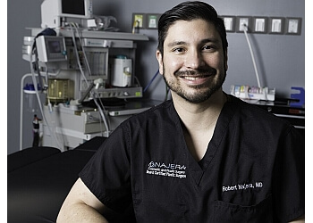 Frisco plastic surgeon Robert Najera, MD