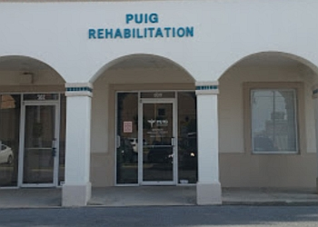 McAllen physical therapist Robert Puig PT, DPT, COMT
