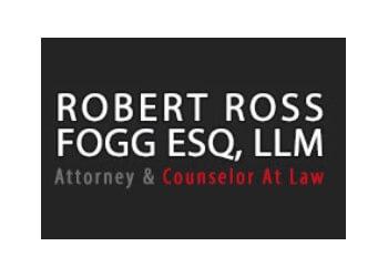 Buffalo immigration lawyer Robert Ross Fogg, Esq., LLM