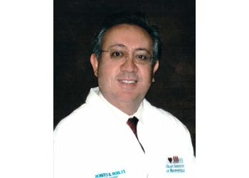 Brownsville cardiologist Roberto B Robles, MD