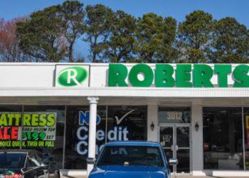 Hampton furniture store Roberts Furniture & Mattress