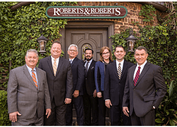 Tyler personal injury lawyer Roberts & Roberts