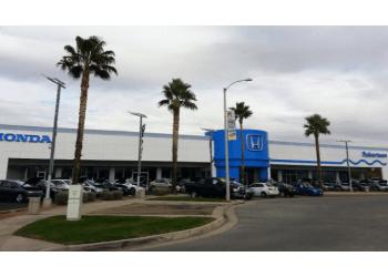 Palmdale car dealership Robertson's Honda