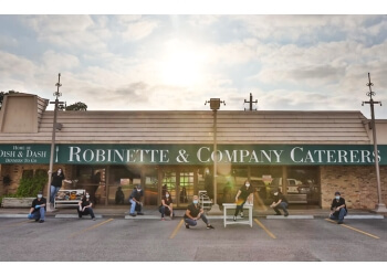 Pasadena caterer Robinette & Company Caterers