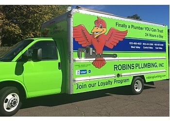 Glendale plumber Robins Plumbing, Inc.