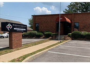 Montgomery insurance agent Robinson Bryant Insurance Agency
