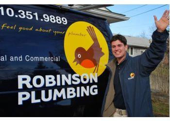 Allentown plumber Robinson Plumbing