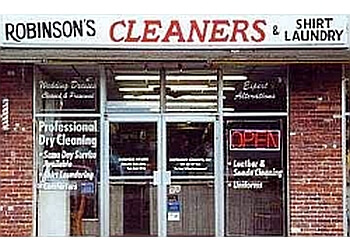 Gainesville dry cleaner Robinson's Cleaners