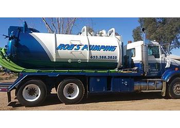 Peoria septic tank service Rob's Pumping, LLC